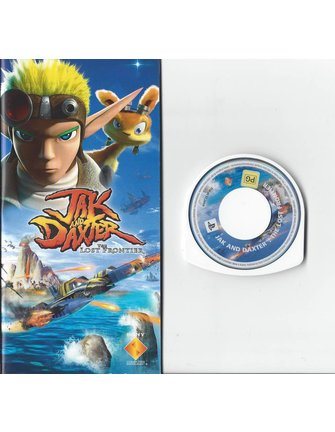 JAK AND DAXTER THE LOST FRONTIER for PSP