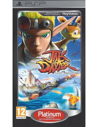 JAK AND DAXTER THE LOST FRONTIER für PSP
