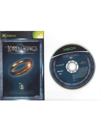THE LORD OF THE RINGS - THE FELLOWSHIP OF THE RING  voor Xbox