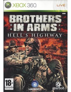 BROTHERS IN ARMS HELL'S HIGHWAY voor Xbox 360