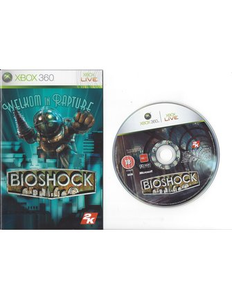 BIOSHOCK voor Xbox 360