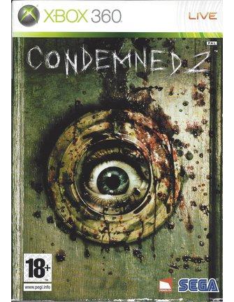 CONDEMNED 2 für Xbox 360