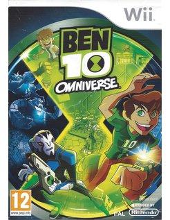BEN 10 OMNIVERSE für Nintendo Wii