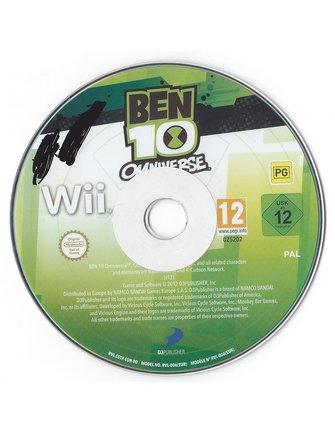 BEN 10 OMNIVERSE voor Nintendo Wii