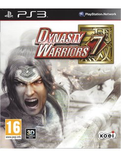 DYNASTY WARRIORS 7 for Playstation 3 PS3