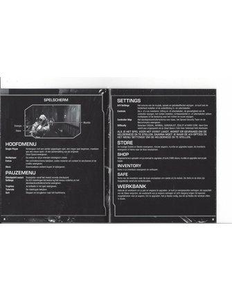 DEAD SPACE 2 voor Playstation 3 PS3