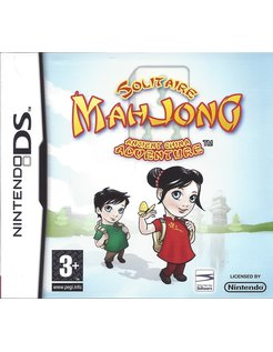SOLITAIRE MAHJONG ANCIENT CHINA ADVENTURE for Nintendo DS