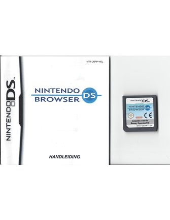 NINTENDO DS BROWSER für Nintendo DS