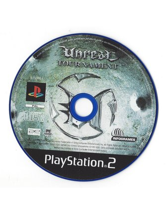 UNREAL TOURNAMENT for Playstation 2 PS2