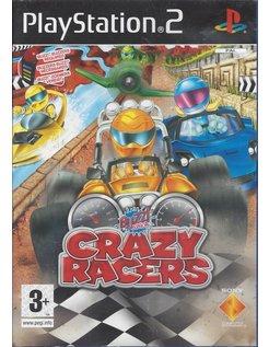 BUZZ JUNIOR CRAZY RACERS (ACE RACERS) voor Playstation 2