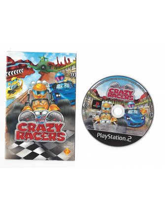 BUZZ JUNIOR CRAZY RACERS (ACE RACERS) for Playstation 2 PS2