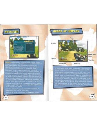 SERIOUS SAM II voor Xbox