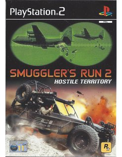 SMUGGLER'S RUN 2 HOSTILE TERRITORY for Playstation 2 PS2