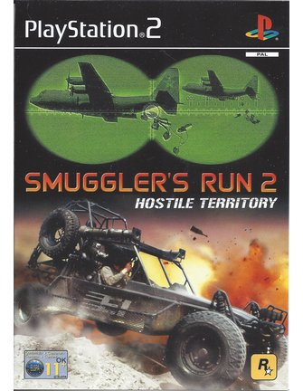 SMUGGLER'S RUN 2 HOSTILE TERRITORY voor Playstation 2 PS2