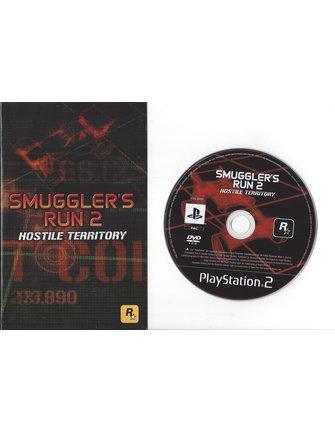 SMUGGLER'S RUN 2 HOSTILE TERRITORY für Playstation 2 PS2