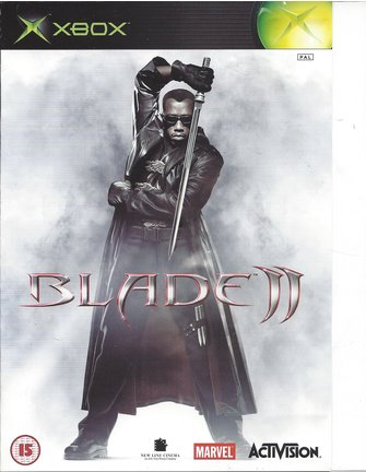 BLADE II for Xbox