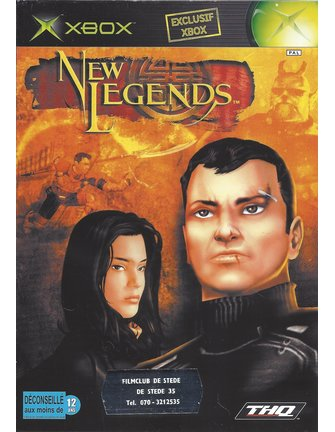 NEW LEGENDS for Xbox