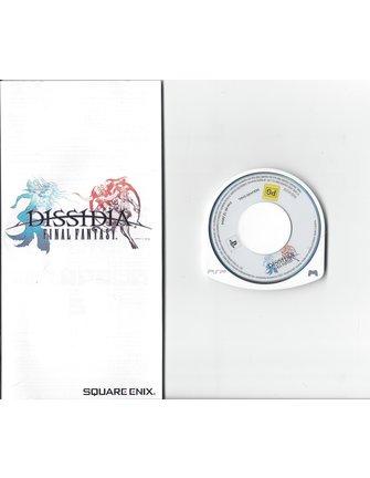 DISSIDIA FINAL FANTASY voor PSP