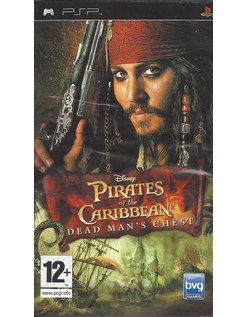 PIRATES OF THE CARIBBEAN - DEAD MAN'S CHEST voor PSP