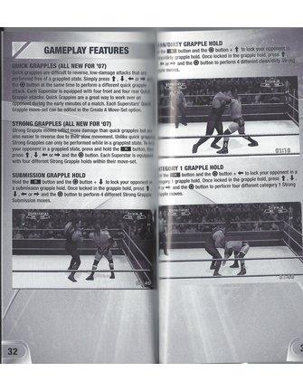 WWE SMACKDOWN VS RAW 2007 für PSP