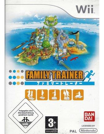 FAMILY TRAINER für Nintendo Wii