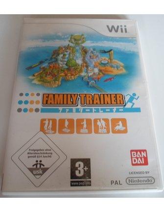FAMILY TRAINER voor Nintendo Wii