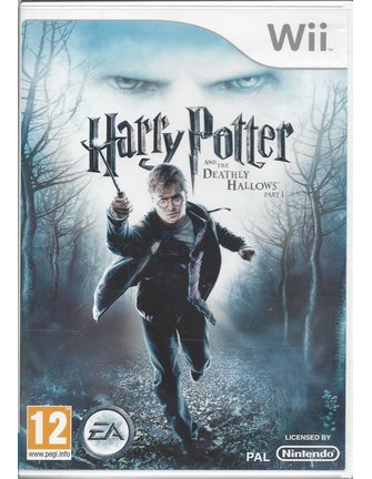 HARRY POTTER AND THE DEATHLY HALLOWS PART 1 for Nintendo Wii