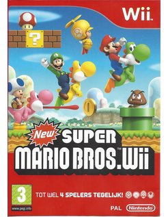 NEW SUPER MARIO BROS voor Nintendo Wii