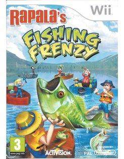 RAPALA'S FISHING FRENZY voor Nintendo Wii