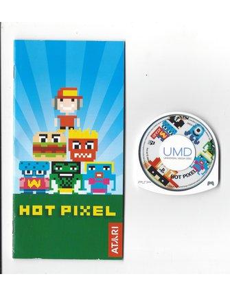 HOT PIXEL voor PSP
