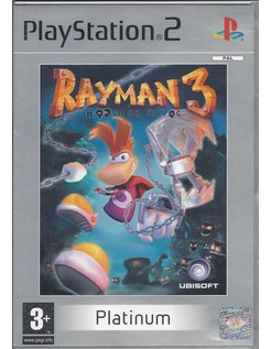 RAYMAN 3 HOODLUM HAVOC for Playstation 2 PS2