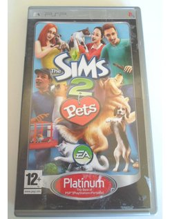 THE SIMS 2 PETS voor PSP