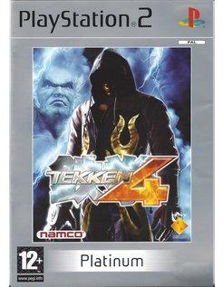 TEKKEN 4 für Playstation 2 PS2