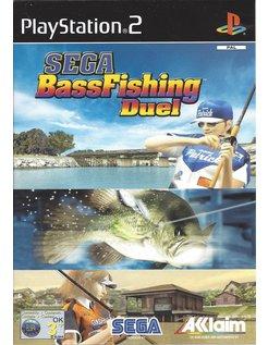SEGA BASS FISHING DUEL for Playstation 2 PS2