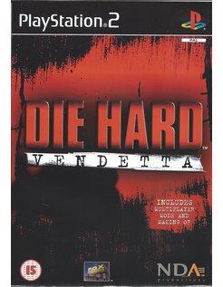 DIE HARD VENDETTA voor Playstation 2 PS2