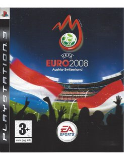 UEFA EURO 2008 for Playstation 3 PS3
