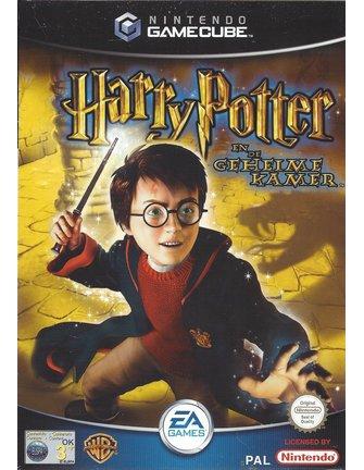 HARRY POTTER EN DE GEHEIME KAMER voor Nintendo Gamecube