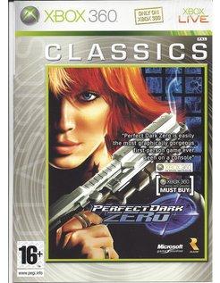 PERFECT DARK ZERO for Xbox 360