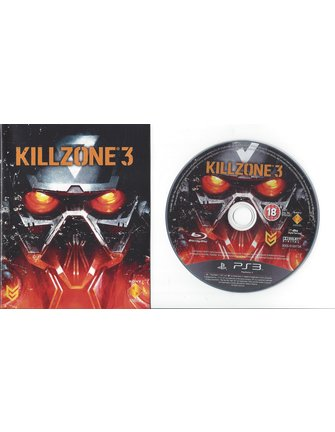 KILLZONE 3 voor Playstation 3 PS3