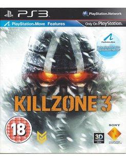 KILLZONE 3 for Playstation 3 PS3