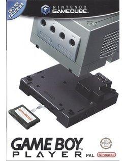 GAME BOY PLAYER START-UP DISC voor Nintendo Gamecube