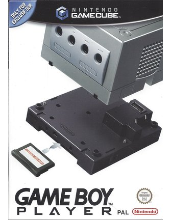 GAME BOY PLAYER START-UP DISC voor Nintendo Gamecube