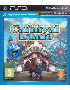 CARNIVAL ISLAND for Playstation 3 Move