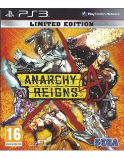 ANARCHY REIGNS for Playstation 3 PS3