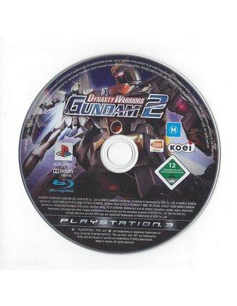 DYNASTY WARRIORS GUNDAM 2 for Playstation 3 PS3