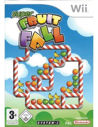 SUPER FRUITFALL voor Nintendo Wii