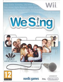 WE SING for Nintendo Wii