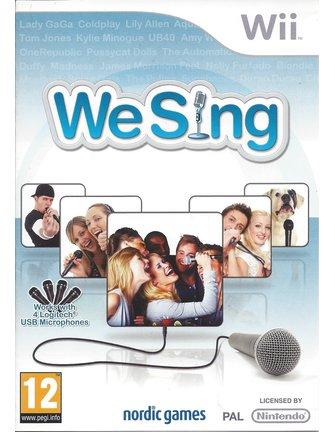 WE SING für Nintendo Wii