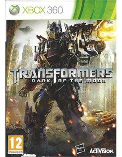 TRANSFORMERS DARK OF THE MOON für Xbox 360