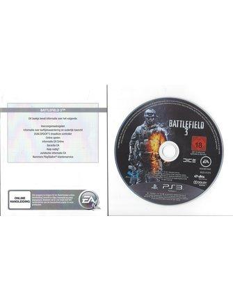BATTLEFIELD 3 für Playstation 3 PS3